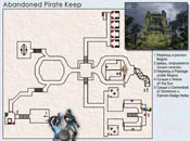 Abandoned Pirate Keep